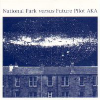 Cover of split single with Future Pilot AKA, featuring National Park track, Norman Dolph's Money